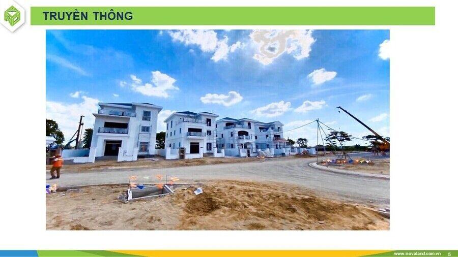 Tiến độ dự án Aqua City tháng 06/2020