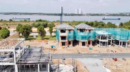 Tiến độ dự án Aqua City Nova Land thực tế hiện nay
